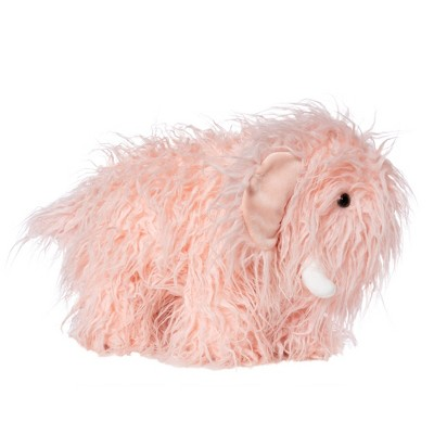 "Manhattan Toy Woolly Mammoth Stuffed Animal 18"" Long x 11"" Tall Plush Toy"