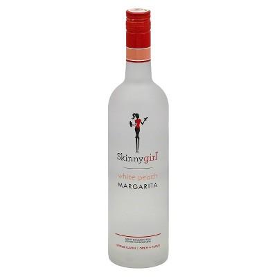 Skinnygirl White Peach Margarita Cocktail - 750ml Bottle