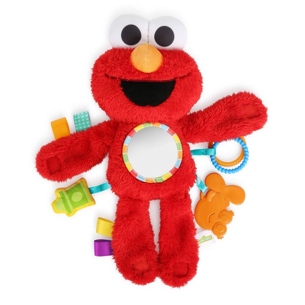Image of Bright Starts Sesame Street Soft Elmo Toy Bar