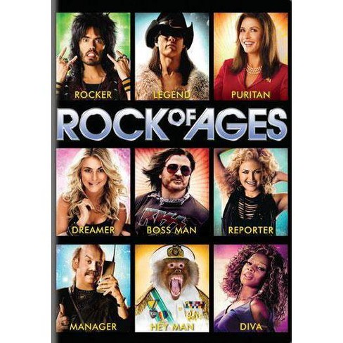 Rock of Ages (dvd_video) - image 1 of 1