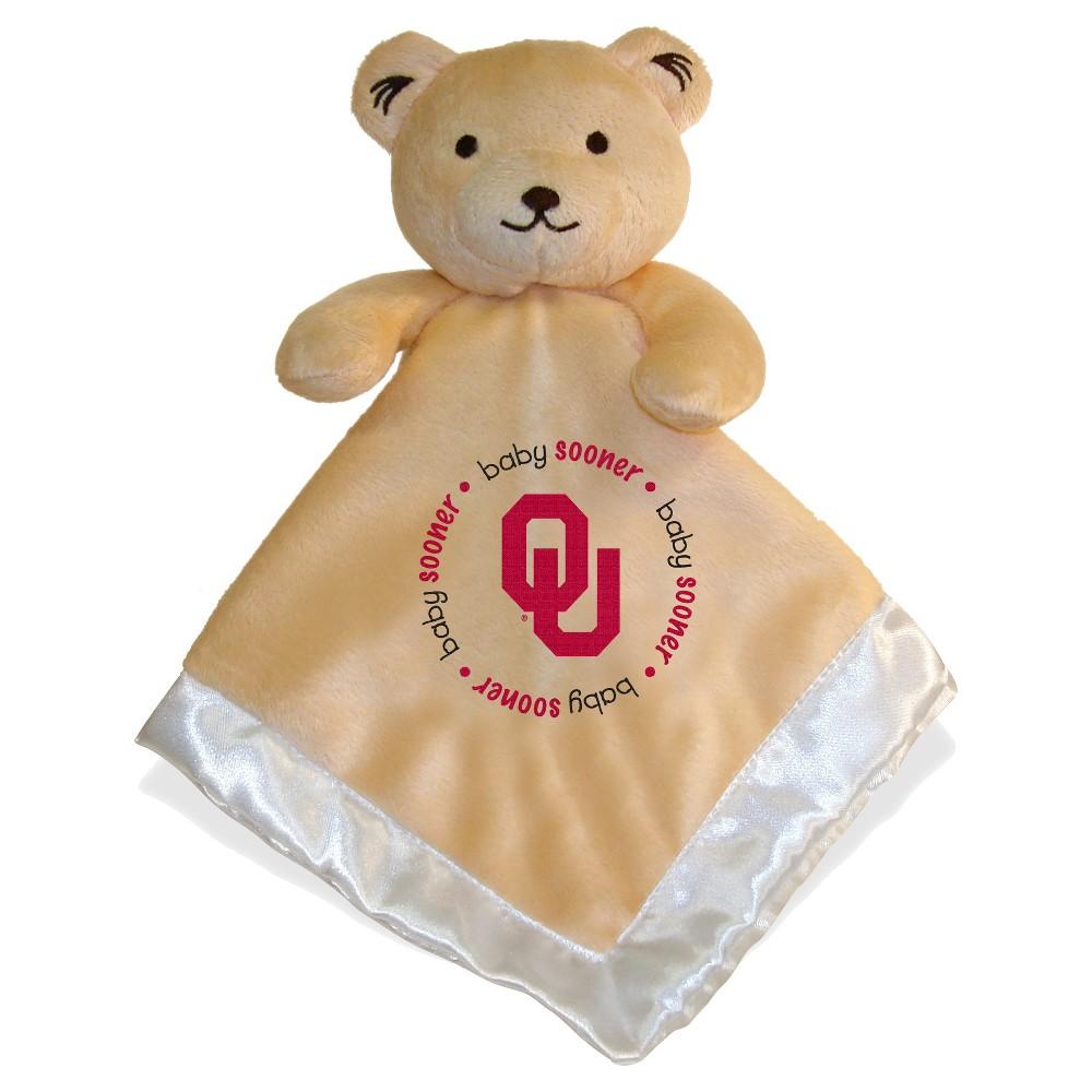 Oklahoma Sooners Baby Fanatic Security Bear - White