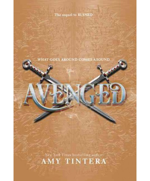 Avenged -  (Ruined) by Amy Tintera (Hardcover) - image 1 of 1