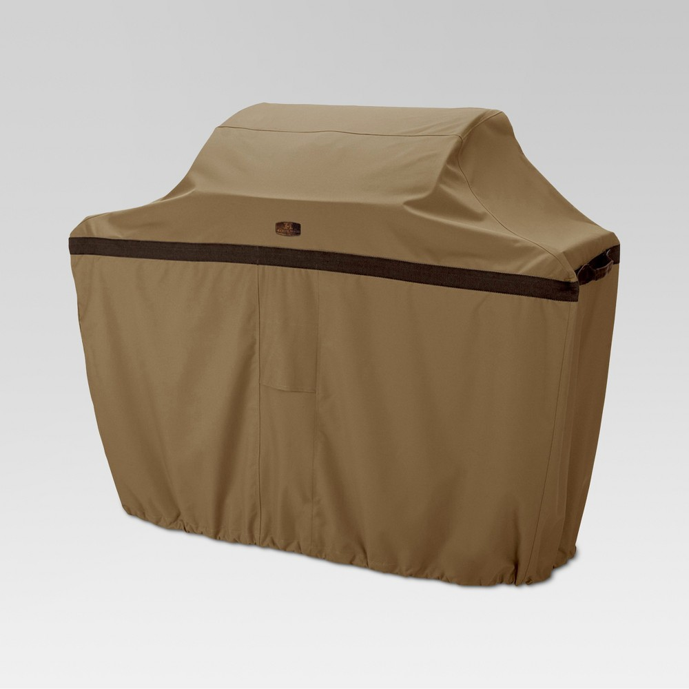 Hickory Cart Bbq Cover Tan – Medium, Brown 14406012