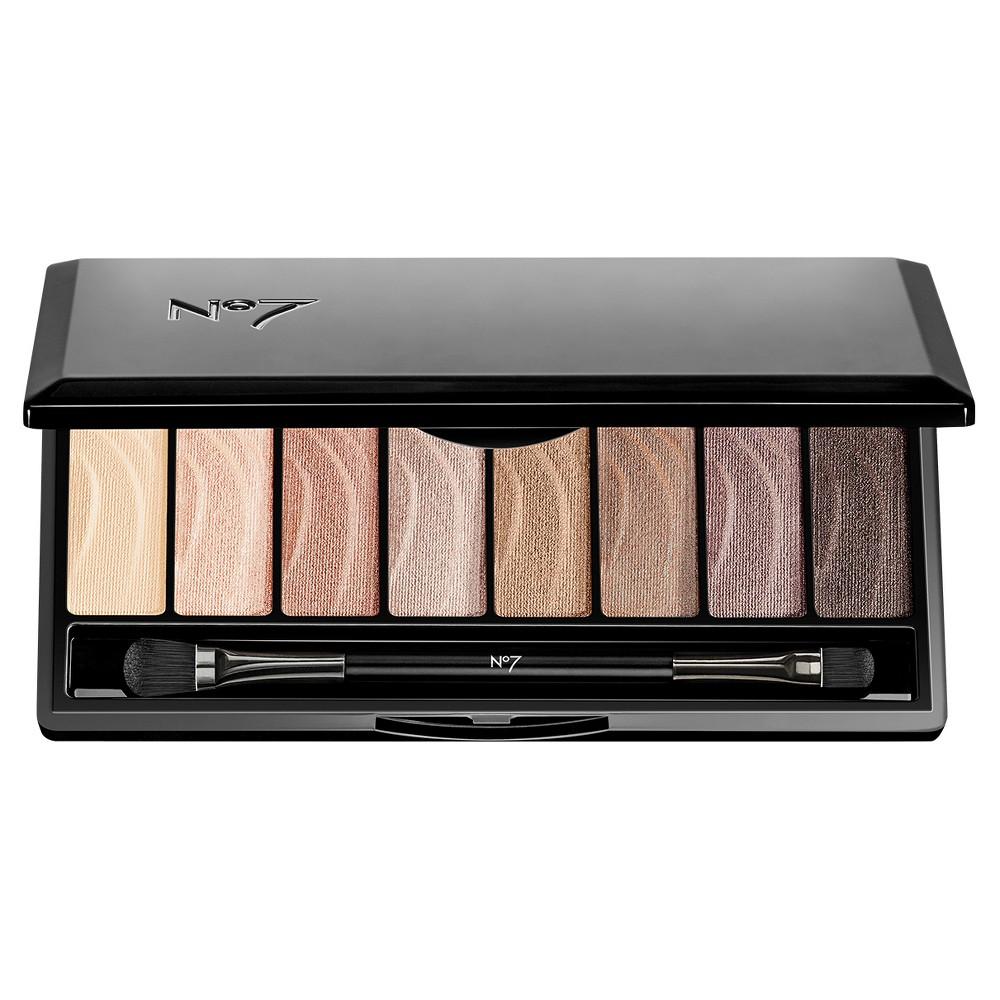 No7 Stay Perfect Eyeshadow Palette Nude - 8x.03oz