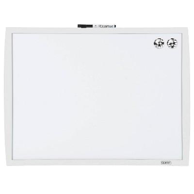 "Quartet 17"" X 23"" Magnetic Dry - Erase Board White Finish Frame"