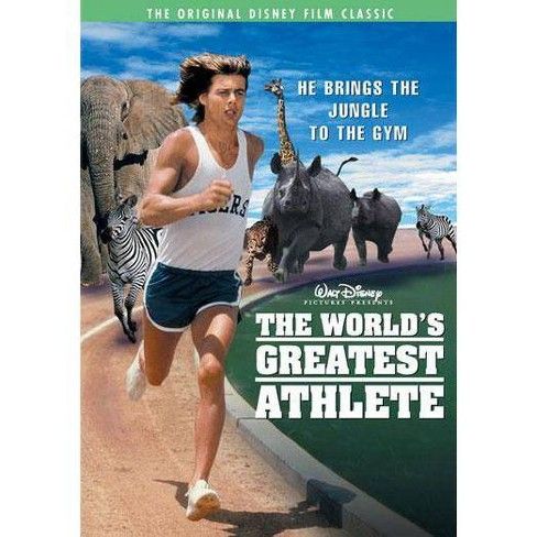 The World's Greatest Athlete (DVD) - image 1 of 1