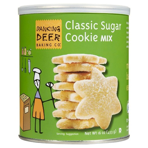 Dancing Deer Mix Cookie Classic Sugar 16oz - image 1 of 1