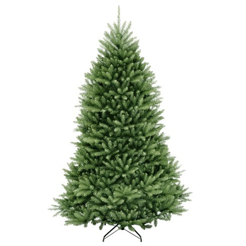 National Tree Company 7.5ft Dunhill Fir Hinged Full Artificial Tree - image 1 of 1