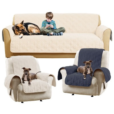 Non-Slip/Waterproof Furniture Cover Collection- Sure Fit