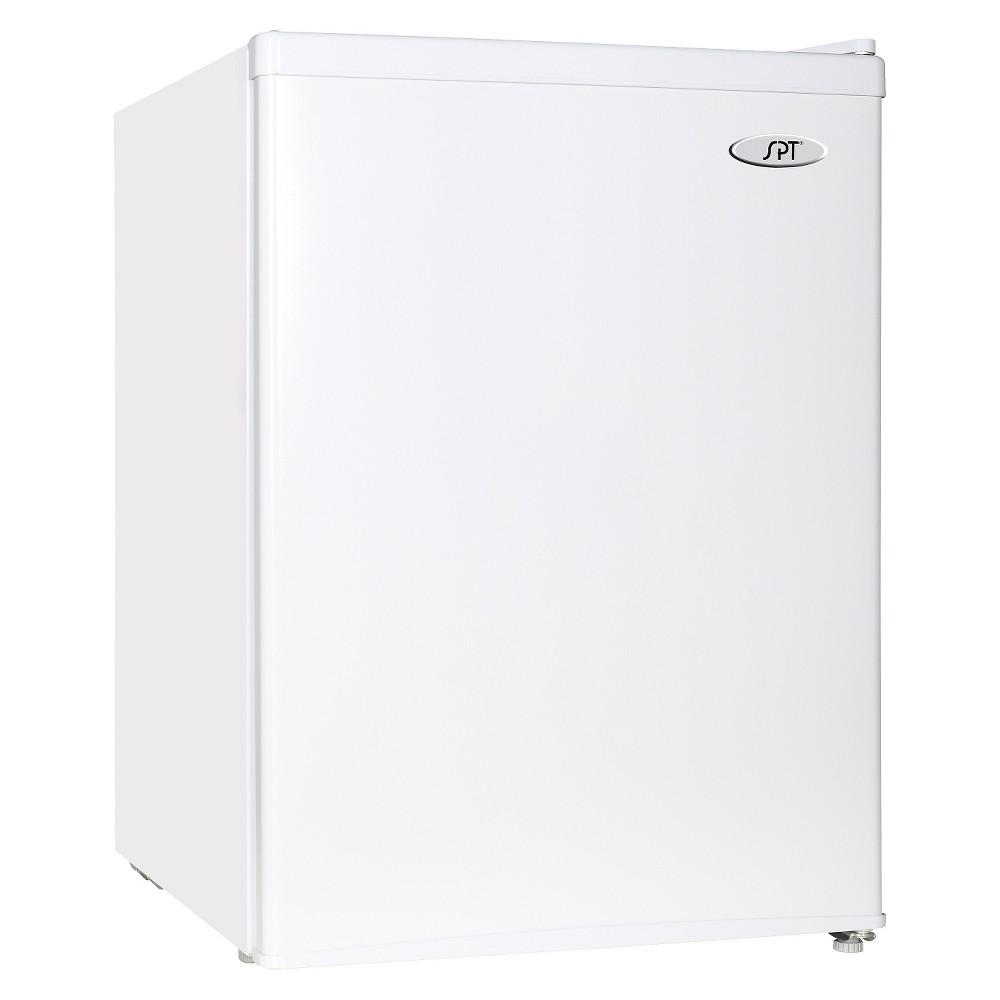 Sunpentown 2.4 Cu. Ft. Mini Refrigerator – White RF-244W 16854807