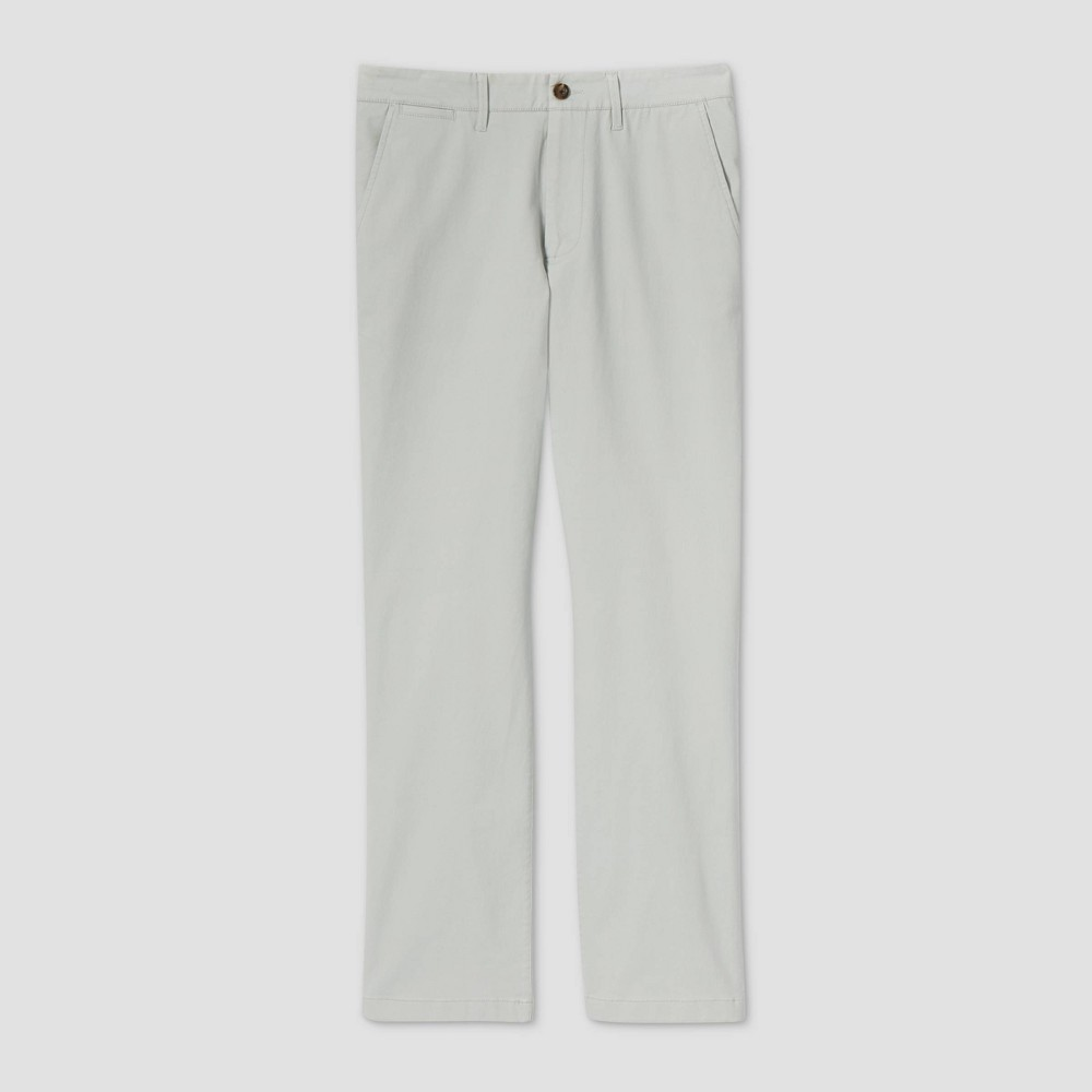 Men 39 S Straight Fit Chino Pants Goodfellow 38 Co 8482 Masonry Gray 32x34