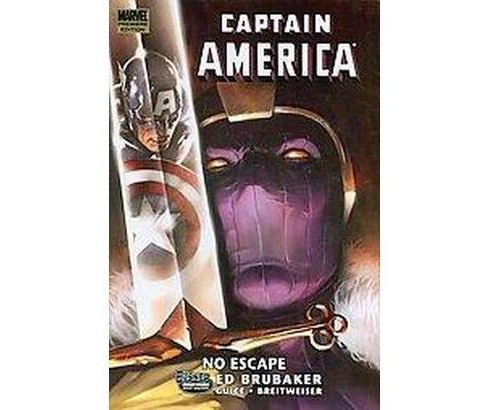 Captain America : No Escape (Hardcover) (Ed Brubaker) - image 1 of 1