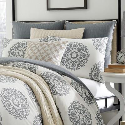 gray bristol comforter set stone cottage target rh target com cottage chic comforter sets cottage comforter sets queen