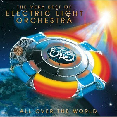 Electric Light Orchestra - All Over the World - The Very Best of Electric Light Orchestra (CD)