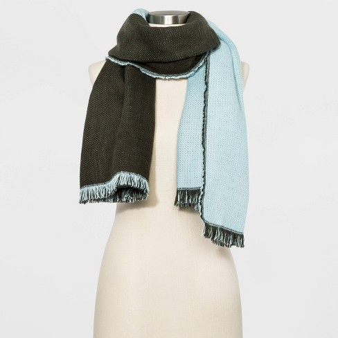 Women's Oblong Scarf - A New Day™ One Size - image 1 of 3