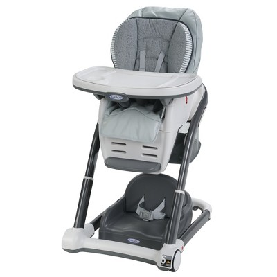 Graco Blossom 6-in-1 Seating System Convertible High Chair - Raleigh