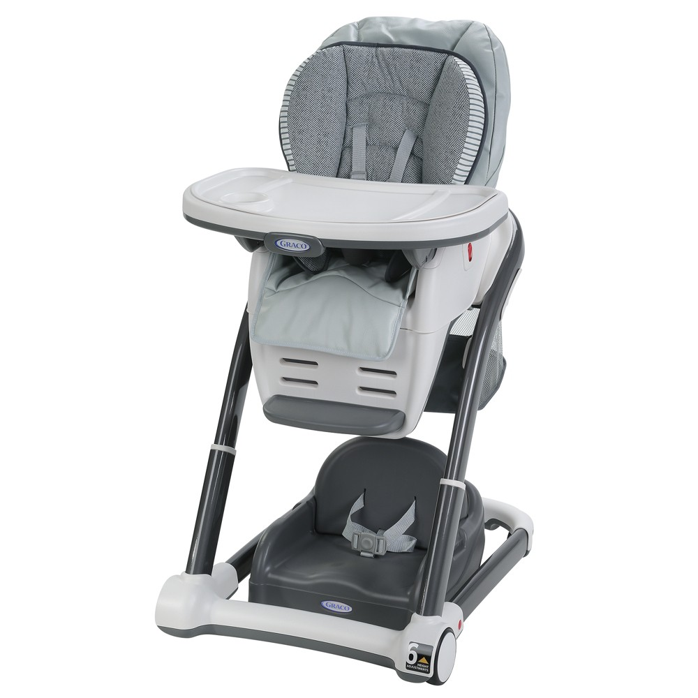 Graco Blossom 6-in-1 Seating System Convertible High Chair - Raleigh was $189.99 now $125.99 (34.0% off)