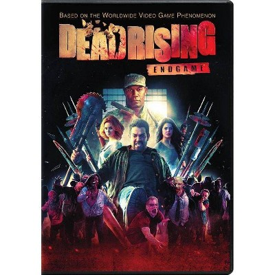 Dead Rising 2: End Game (DVD)(2016)