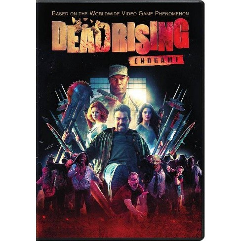 Dead Rising 2: End Game (DVD)(2016) - image 1 of 1