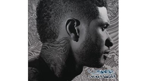 Usher - Looking 4 Myself (CD) - image 1 of 1