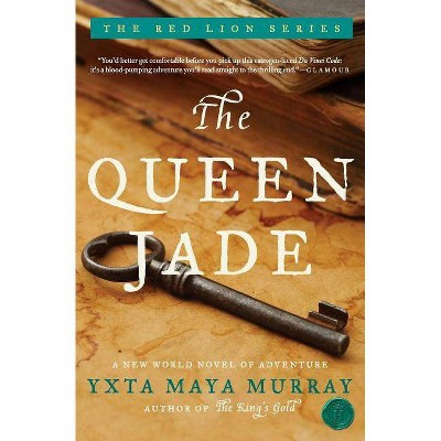 The Queen Jade - (Red Lion) by  Yxta Maya Murray (Paperback)