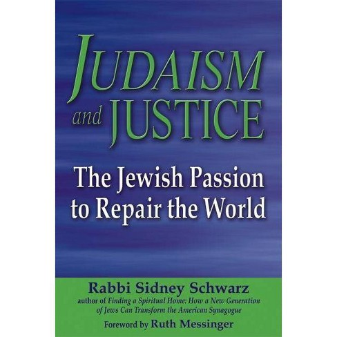 Judaism and Justice - by  Sidney Schwarz (Hardcover) - image 1 of 1