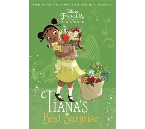 Tiana's Best Surprise -  (Disney Princess Beginnings) by Tessa Roehl (Paperback) - image 1 of 1