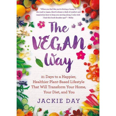 The Vegan Way - by  Jackie Day (Paperback) - image 1 of 1