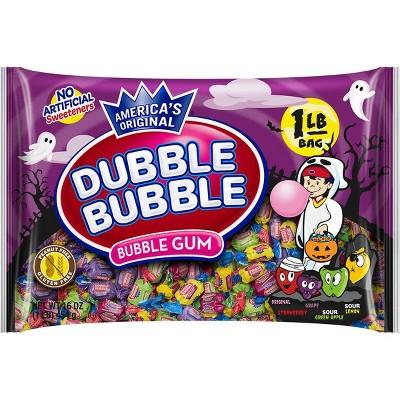Dubble Bubble Halloween Assorted Bag - 16oz