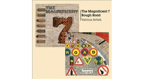 Various - Magnificent 7/Rough Road (CD) - image 1 of 1