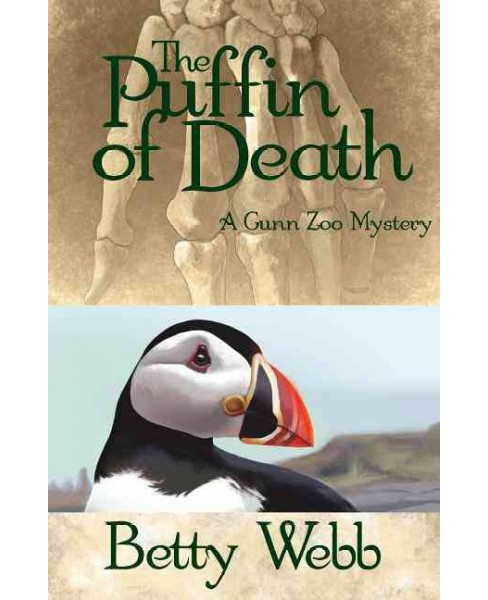 Puffin of Death (Paperback) (Betty Webb) - image 1 of 1
