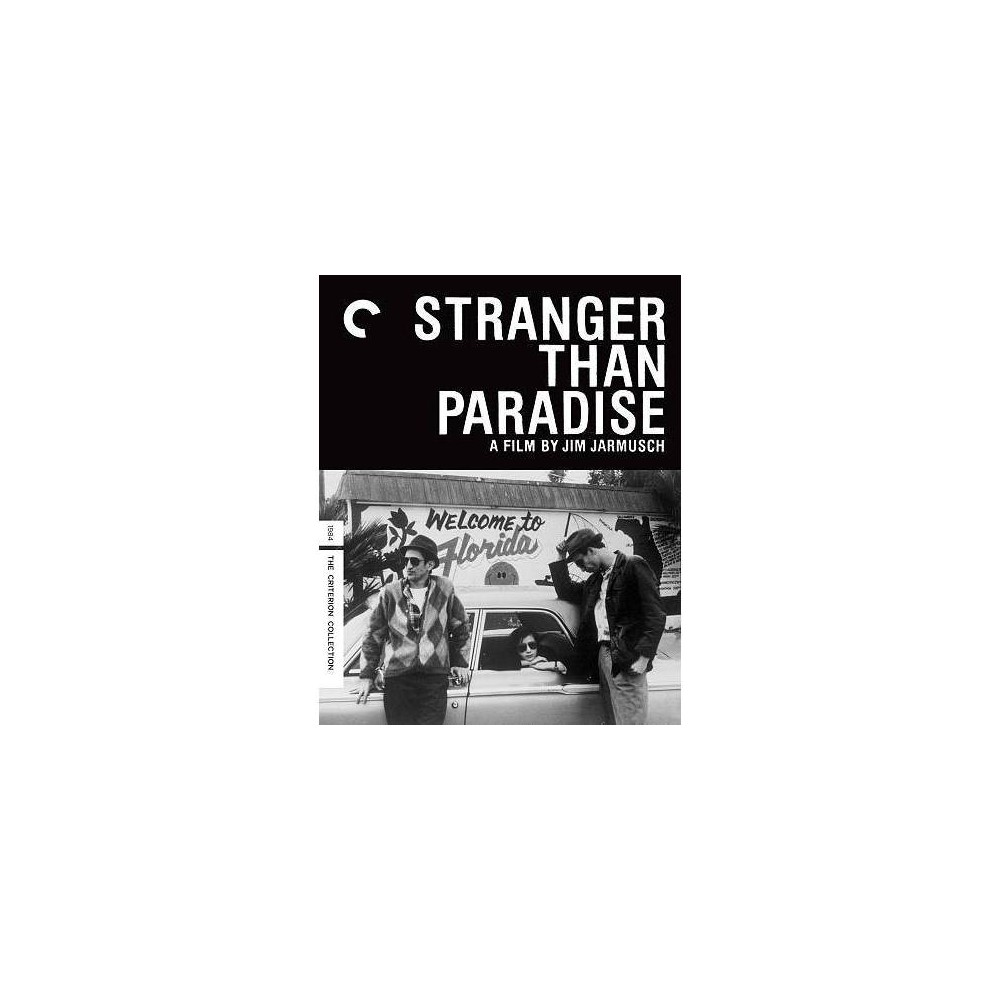 Stranger Than Paradise (Blu-ray)