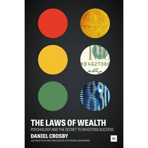 The Laws of Wealth - by  Daniel Crosby (Hardcover) - image 1 of 1