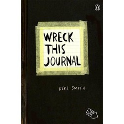 Wreck this Journal Black Edition 08/20/2012 Self Improvement