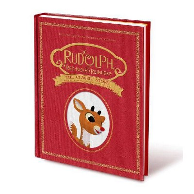 Rudolph the Red-Nosed Reindeer (Hardcover) by Thea Feldman