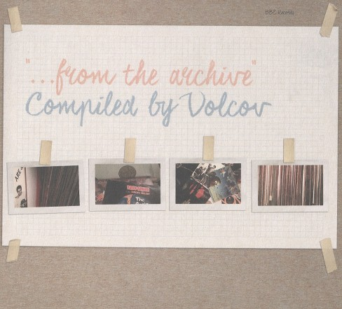 Various - From the archive compiled by volcov (CD) - image 1 of 1