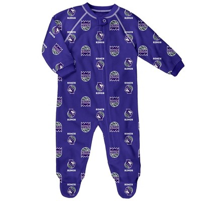 NBA Sacramento Kings Baby Boys' Sleeper