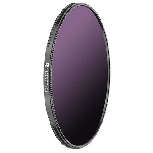 Freewell Magnetic Quick Swap System 82mm ND1000/PL (10 f-stops) Hybrid Camera Lens Filter, Also Includes UV Filter - image 1 of 4