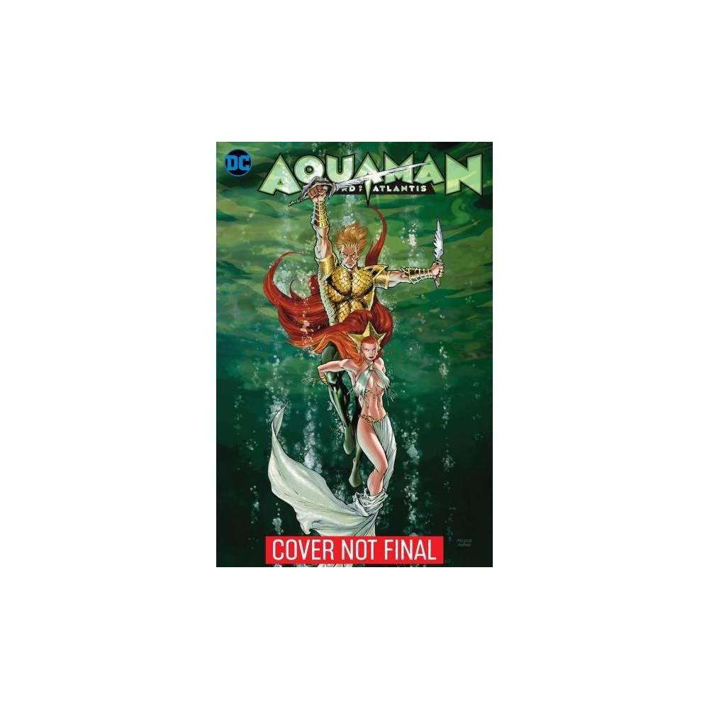 Aquaman - Sword of Atlantis 1 - (Aquaman) by Kurt Busiek (Paperback)