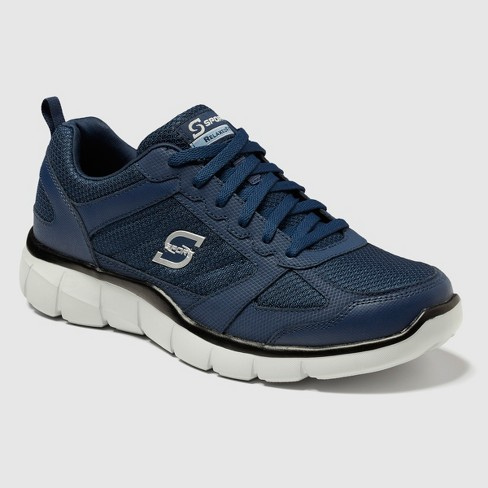 Men's S Sport By Skechers Haynes Athletic Shoes - Navy 11 - image 1 of 4