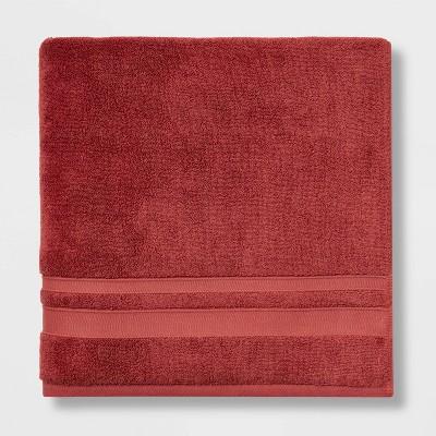 Performance Bath Sheet Red - Threshold™