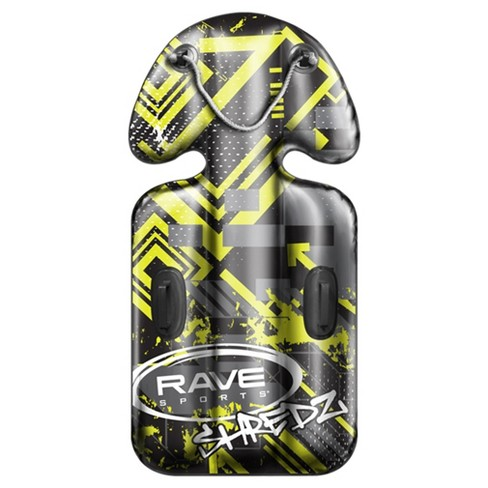 Rave Sports Shredz Inflatable Sled - Black - image 1 of 4