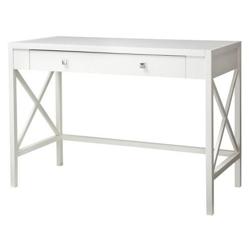 Hamilton X Slat Desk Threshold