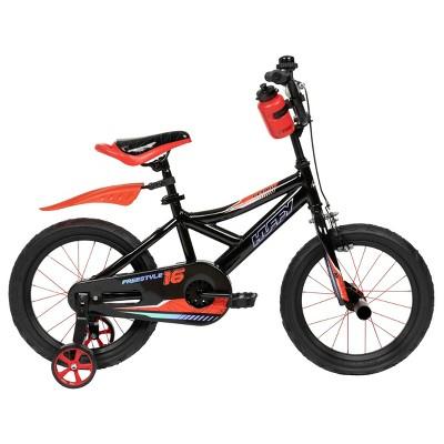 "Huffy Ultima 16"" Kids' Bike - Black"
