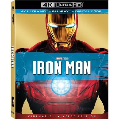 Iron Man (4K/UHD)