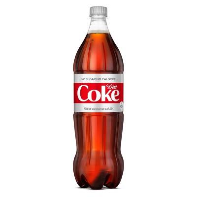 Diet Coke - 1.25 L Bottle
