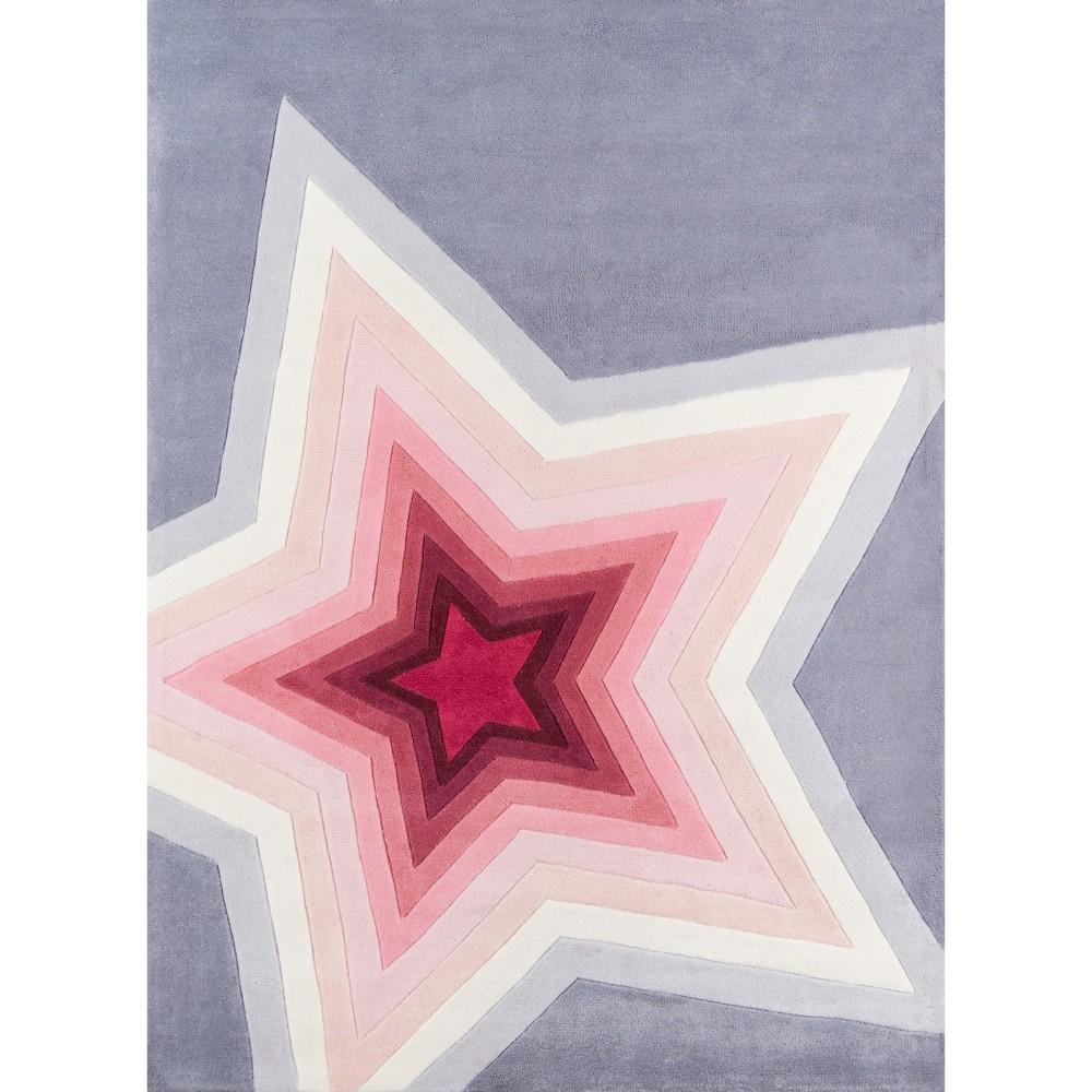 Superstar Area Rug (5'x7'), Multicolored