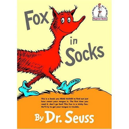 Fox in Socks - (I Can Read It All by Myself Beginner Books (Pb)) (Hardcover) - image 1 of 1