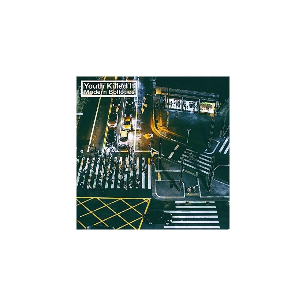 Youth Killed It - Modern Bollotics (CD)
