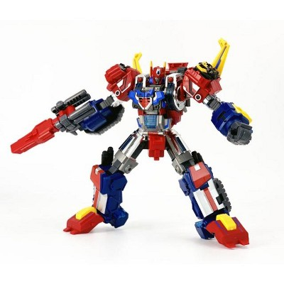 WB008 Trianix Alpha   Fansproject Warbot Action figures